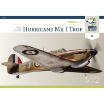 Hurricane Mk I Trop - Model Kit (1:72)