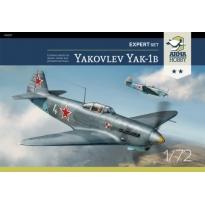 Yakovlev Yak-1b Expert Set (1:72)