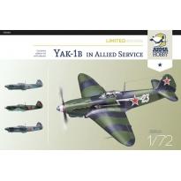 Yak-1b in Allied Fighter - Limitedt Edidion (1:72)