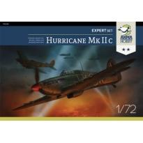 Hawker Hurricane Mk IIc Expert Set (1:72)