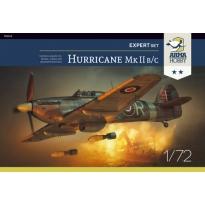 Hurricane Mk II B/C Expert Set (1:72
