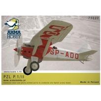 PZL P.1 /II prototyp  (Pro-Set) (1:72)