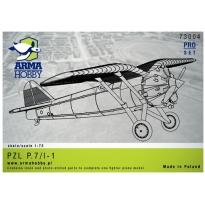 PZL P.7/I Prototype Pro-set (1:72)