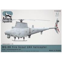 MQ-8B Fire Scout (EZ-set) (1:72)
