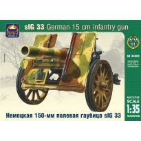 sIG 33 German 15 cm infantry gun (1:35)