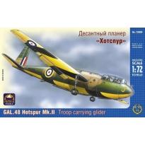GAL.48 Hotspur Mk.II Troop Carrying Glider (1:72)