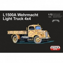L1500A Wehrmacht Light Truck 4x4 (1:72)