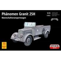 Phänomen Granit 25H Mannschaftstransportwagen (1:72)