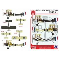 Royal Aircraft Factory BE 2c (1:72)