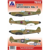 Early Spitfires Mk.I (1:72)