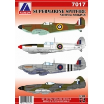 Supermarine Spitfire National Markings (1:72)
