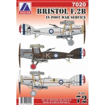 Bristol F.2b in Post War Service (1:72)