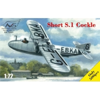 Short S.1 Cockle (1:72)