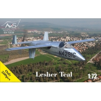 Lesher Teal (1:72)