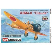 """A5M4-K """"Claude"""" (1:72)"""