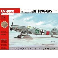 """Messerschmitt Bf-109G-6AS """"Höhenjäger"""" (1:72)"""