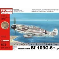 Messerschmitt Bf-109G-6 Trop (1:72)