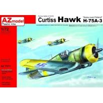 "Curtiss Hawk H-75A-3 ""Sussu over Finland"" (1:72)"