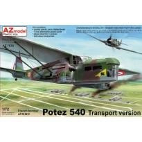 Potez 540 Transport version (1:72)