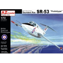 "Saunders Roe SR-53 ""Prototype"" (1:72)"