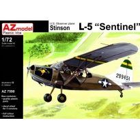 "Stinson L-5 ""Sentinel"" (1:72)"