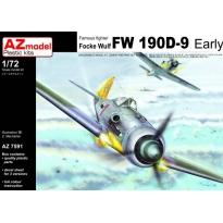 Focke Wulf Fw-190D-9 190D-9 Early (1:72)