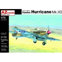 Hawker Hurricane Mk.IID (1:72)