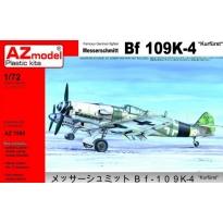"""Messerschmitt Bf-109K-4 """"Kurrfurst"""" (1:72)"""