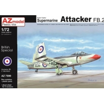 Supermarine Attacker FB.2 (1:72)