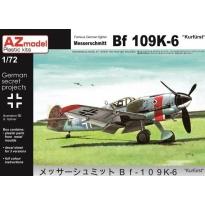 """Messerschmitt Bf 109K-6 """"Kurfurst"""" (1:72)"""