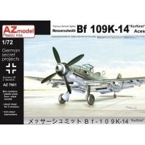 """Messerschmitt Bf 109K-14 """"Kurfurst"""" Aces (1:72)"""