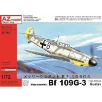 "Bf 109G-3 ""High Altitude Gustav"" (1:72)"