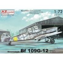 Messerschmitt Bf 109G-12 (1:72)