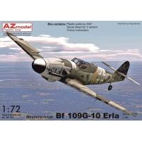 """Messerschmitt Bf 109G-10Erla """"Late"""" Block 15XX (1:72)"""