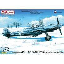 Messerschmitt Bf 109G-6/U/N4 w/FuG350 Naxos (1:72)