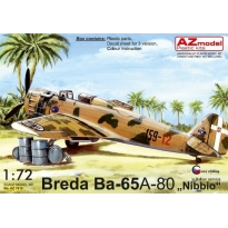 "Breda Ba-65 A-80 ""Nibbio"" in Italian service (1:72)"