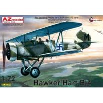 Hawker Hart B.4 (1:72)