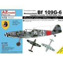 Bf 109G-6 JG.300 Pt.III (1:72)
