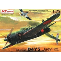 "Yokosuka D4Y5 ""Judy"" Night Fighter (1:72)"