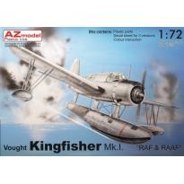 """Kingfisher """"FAA & RAAF"""" (1:72)"""