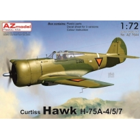 Curtiss Hawk H-75A-4/5/7 (1:72)