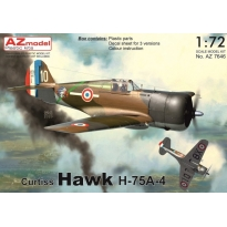 Curtiss Hawk H-75A-4 (1:72)