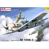 """Messerschmitt Bf 109E-3 """"Battle of Britain"""" (1:72)"""