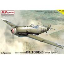 """Messerschmitt Bf 109E-3 """"Over Spain"""" (1:72)"""