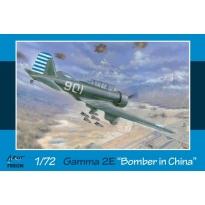 """Gamma 2E"""" Bomber in China"""" (1:72)"""