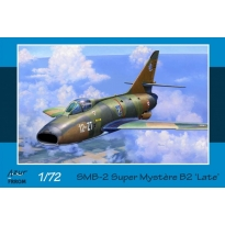 Dassault Super Mystère B2 Late (1:72)