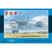 Potez 25 A2/B2 Lorraine (1:72)