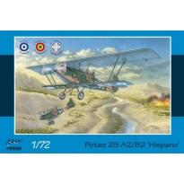 Potez 25 A2/B2 Hispano (1:72)