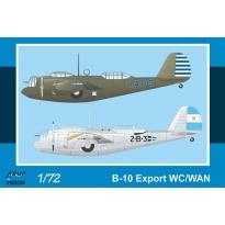 B-10 Export WC/WAN (1:72)