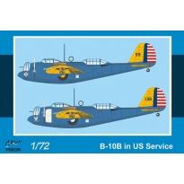 B-10B in US Service (1:72)